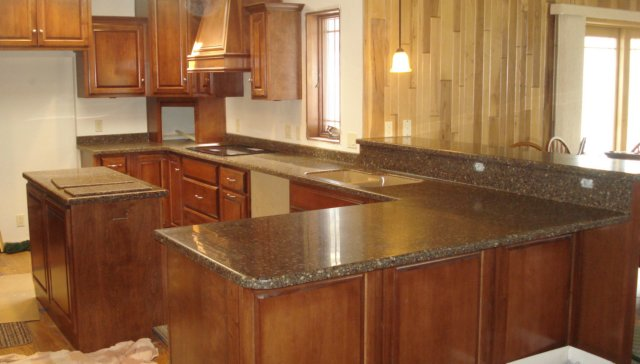 Granite Like Solid Surface Counter Top By Quarrystone Dsc00968