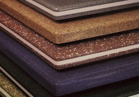 Colors Of Quarrystone Solid Surface Material